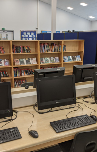 Learning Zone/Library
