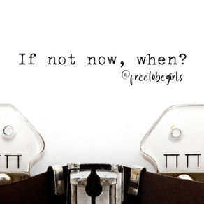 If not now ....