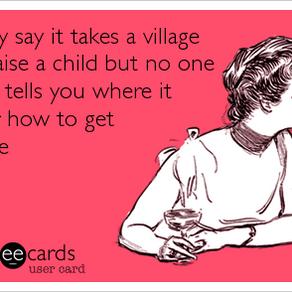 When your children drive you batsh*t crazy .....
