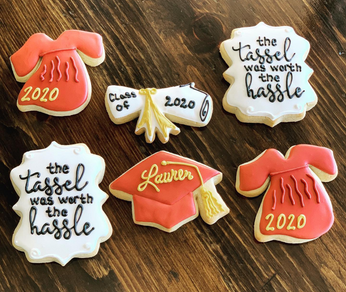 cookie brokers custome decorated cookies