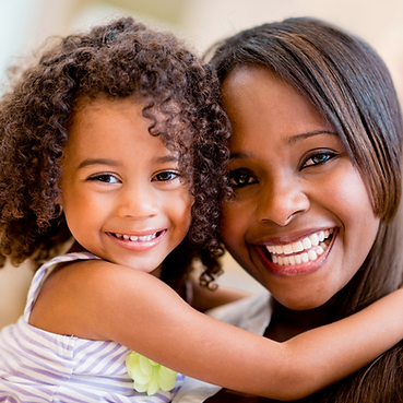 A mother and daughter are bonding after the parent took an individual therapy session from Simply Psychology in Phoenix, Arizona, to improve quality time with her family.