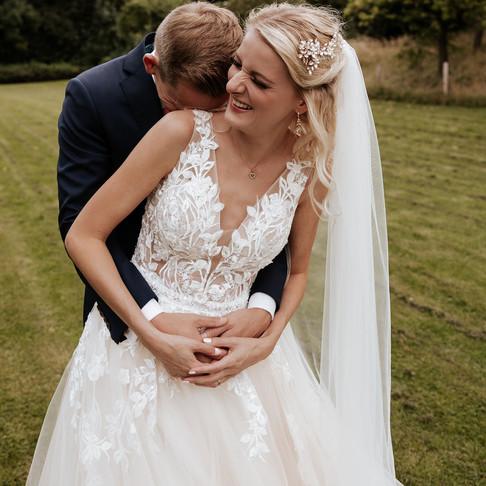 Wunderbar emotionale Hochzeit im Schloss Wedendorf