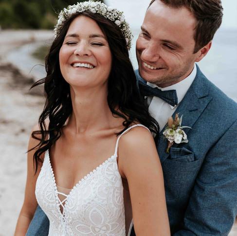 Heiraten im Sandhafen Kiel