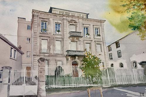 Maison Diaz à Millau