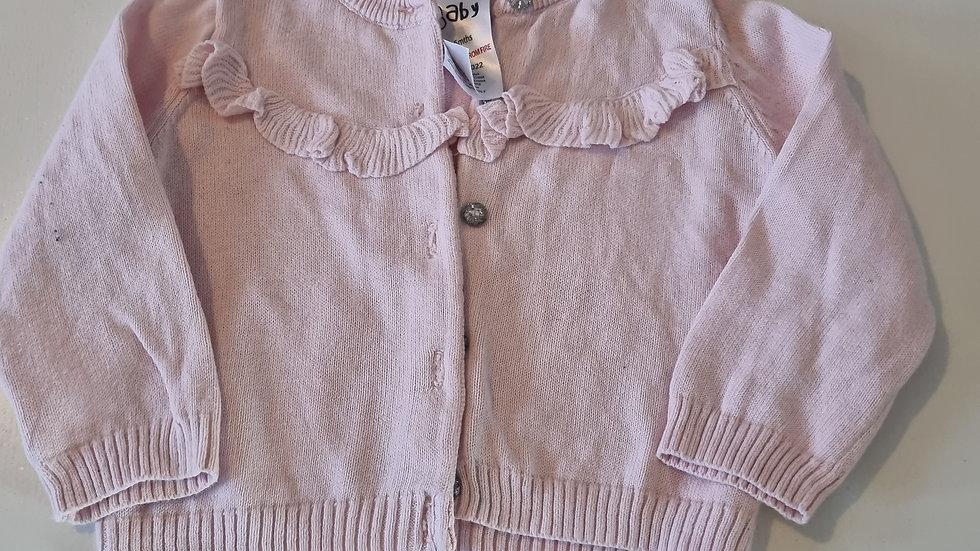 3-6m Baby Cardigan (Preloved)