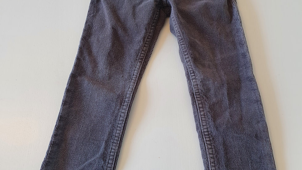 3-4  Years  H&M Cord Jean's (Pre-loved)