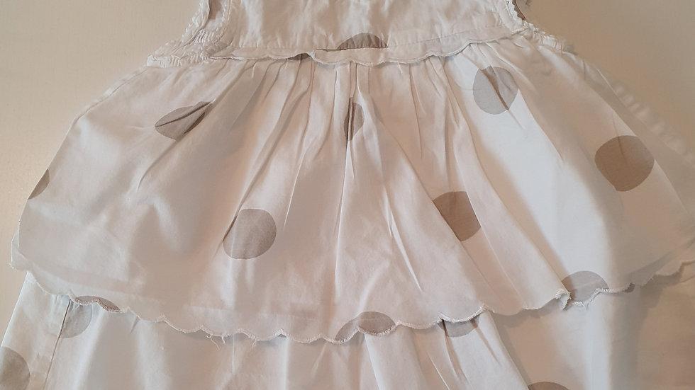 0-3 Month Early Days Dress (Pre-loved)