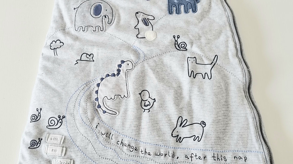 0-6m George Grobag 2.5 Tog (New with Tags)