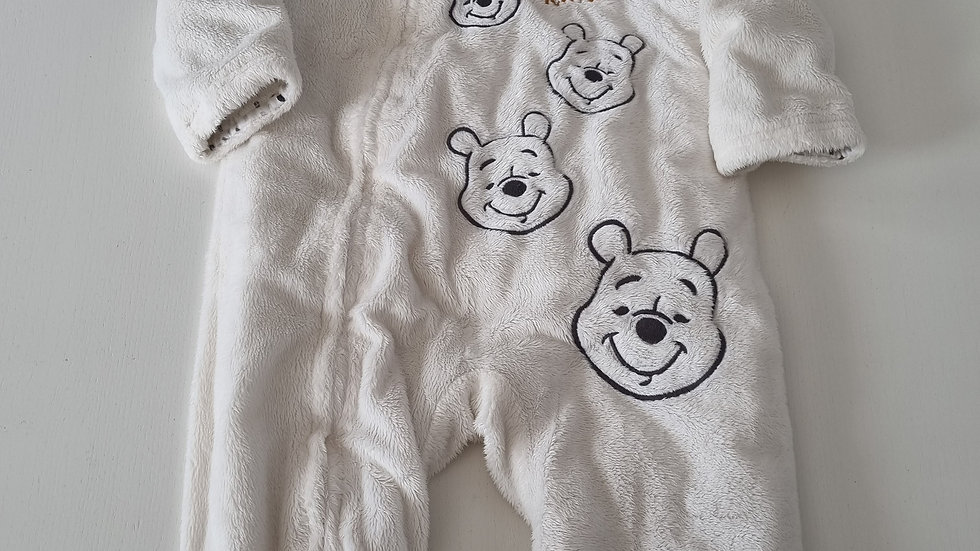 3-6m Disney Baby Snowsuit (Preloved)