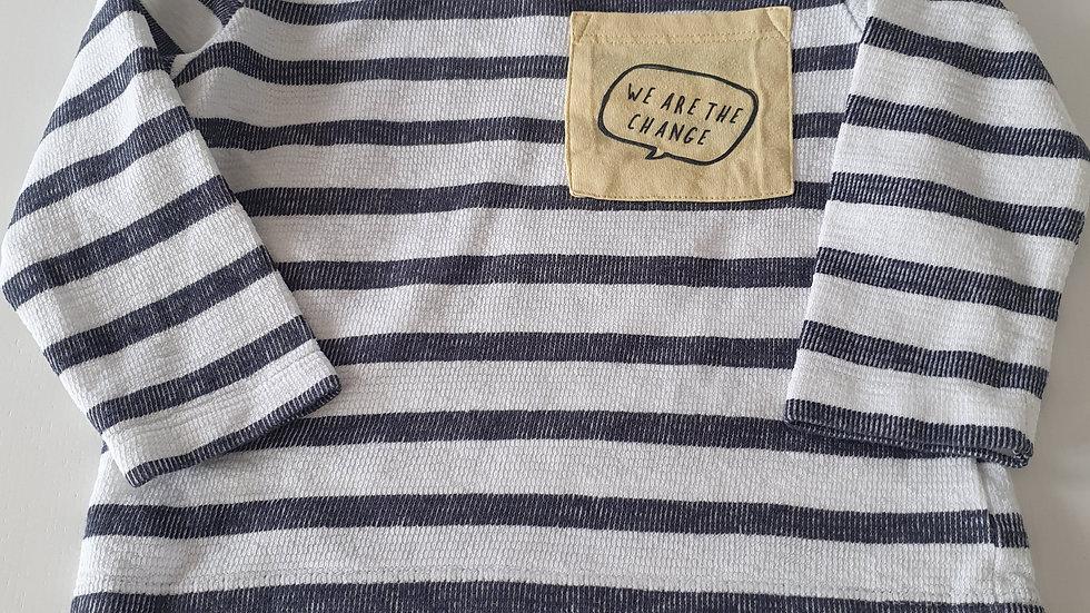 12-18m Mini Club Long Sleeved Top (Preloved)