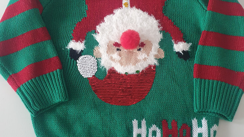 2-3years Xmas Jumper (new with tags)