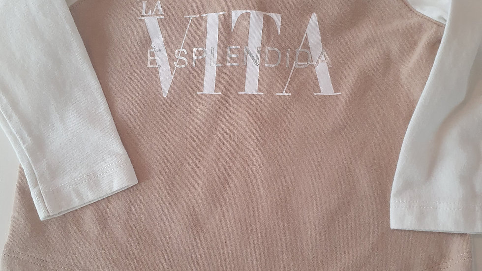 0-3 Month River Island  Top (Pre-loved)