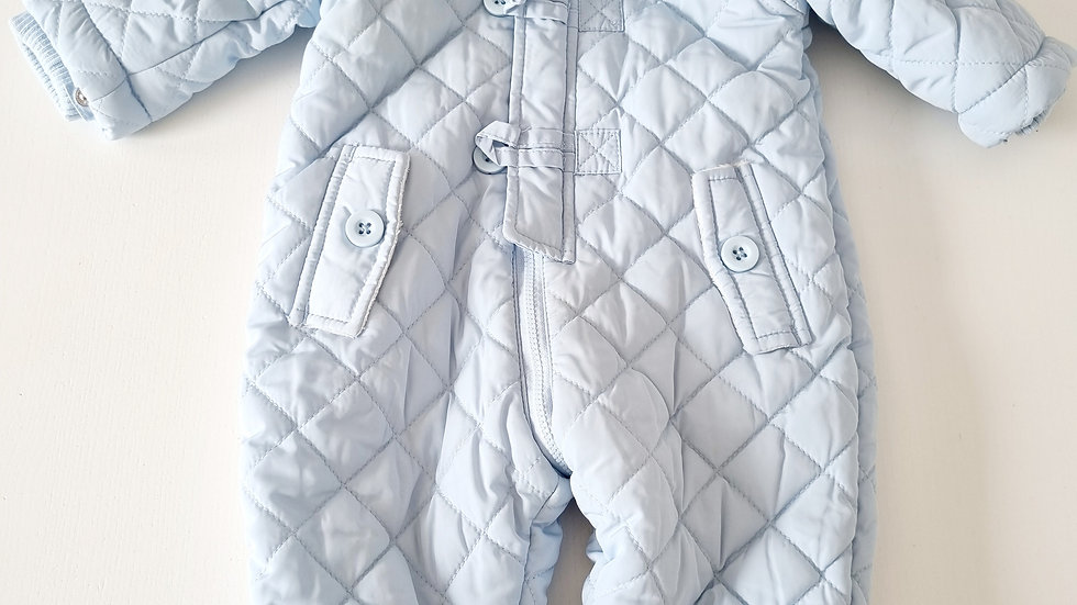 3-6 Month Matalan  Snowsuit (Pre-loved)