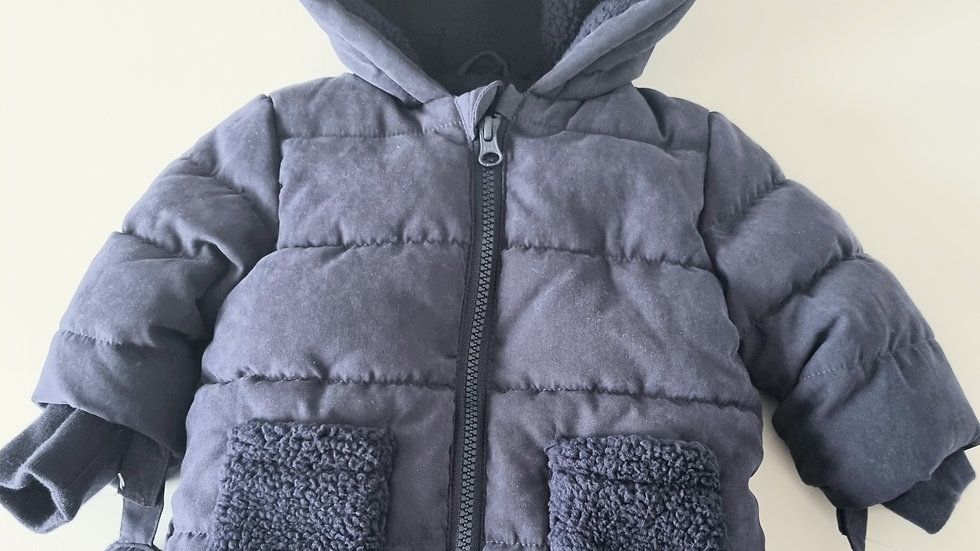 3-6m George Coat (New without tags)