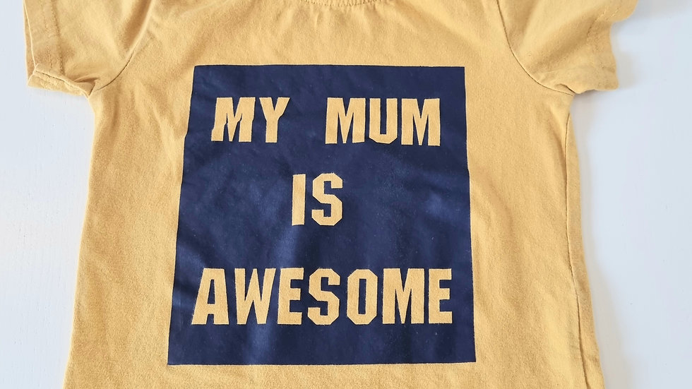 12-18m Primark Tshirt (Preloved)
