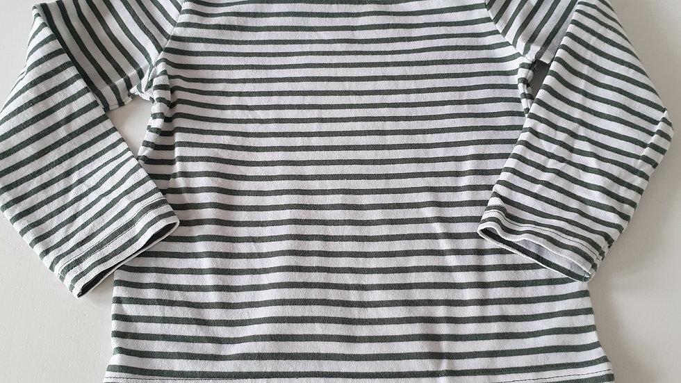 12-18m Nutmeg Long Sleeved Tshirt (Preloved)