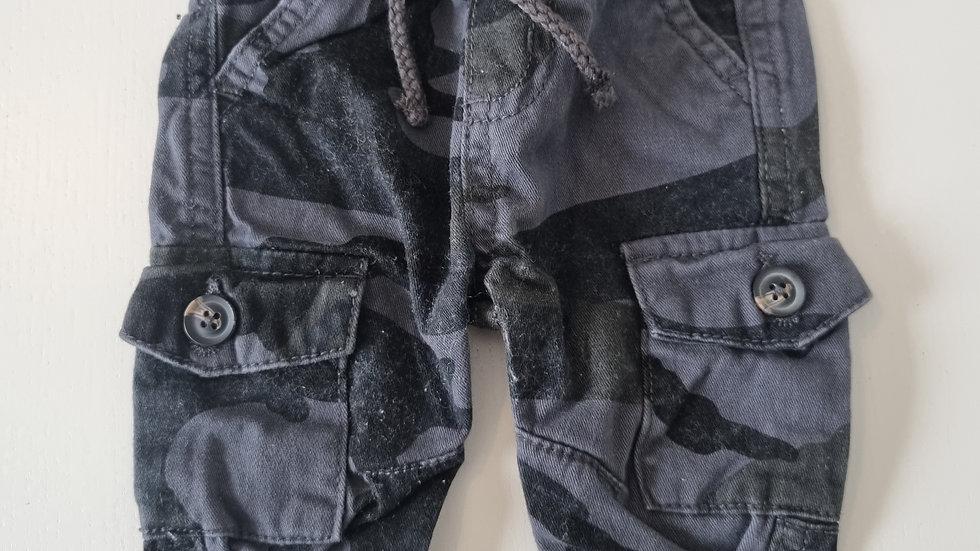 0-3 Month Denim & Co Jean's (Pre-loved)