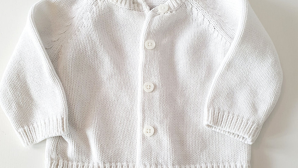 3-6 Month M&S  Cardigan (Pre-loved)