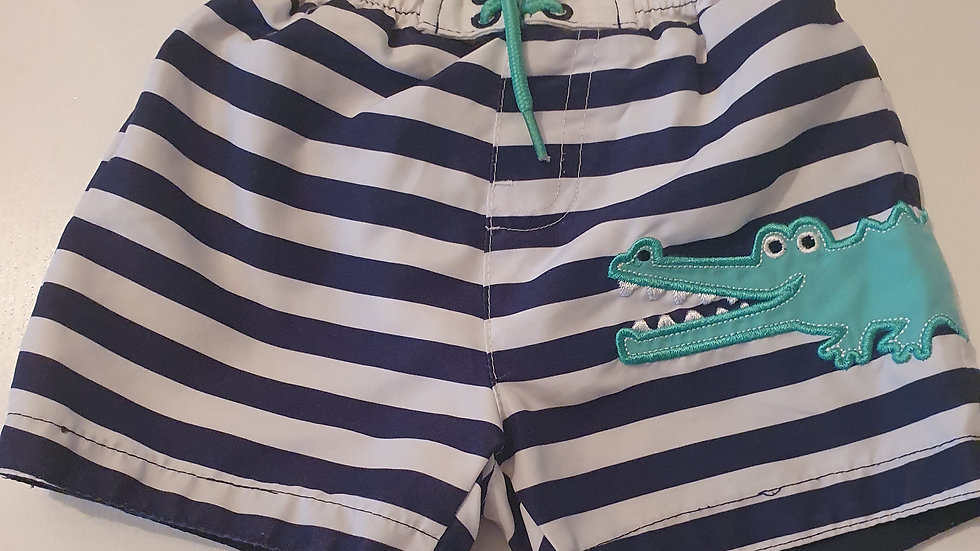 3-6  Month Mothercare  Swim shorts (Pre-loved)