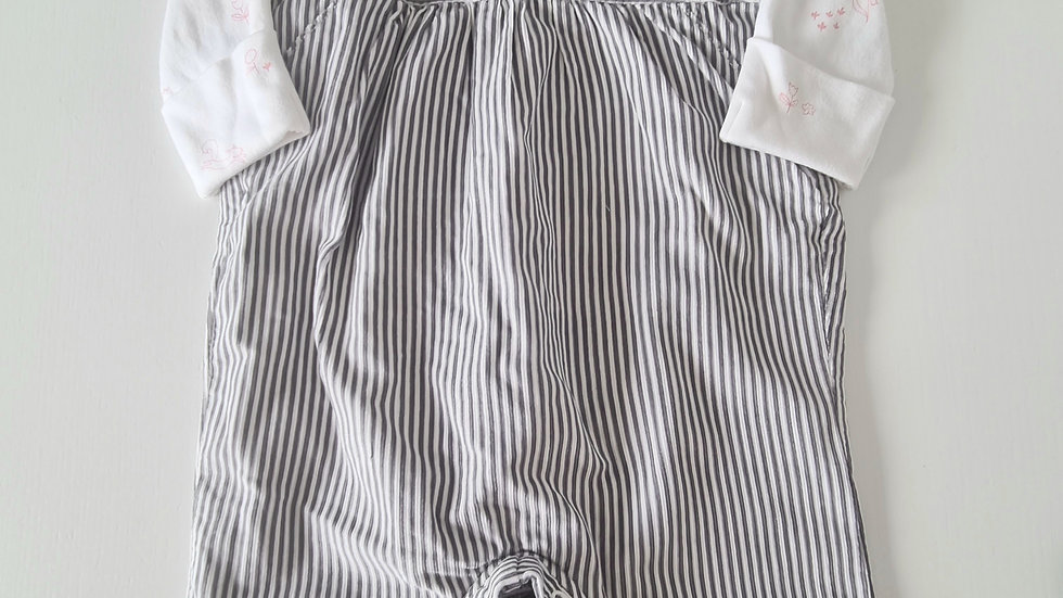 3-6m M&S Dungarees (Preloved)