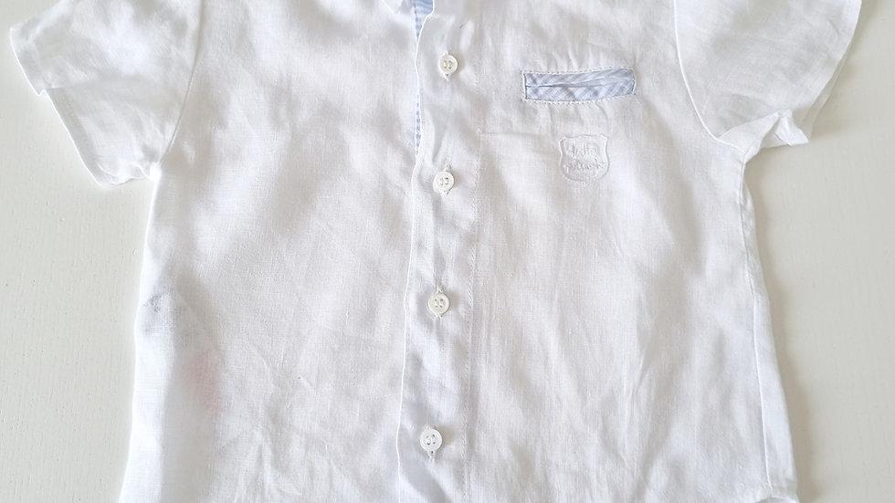 18 Month  Tutto Piccolo Shirt (Pre-loved)