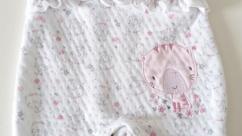 0-3 Month Watch Me Grow Dungarees (Pre-loved)