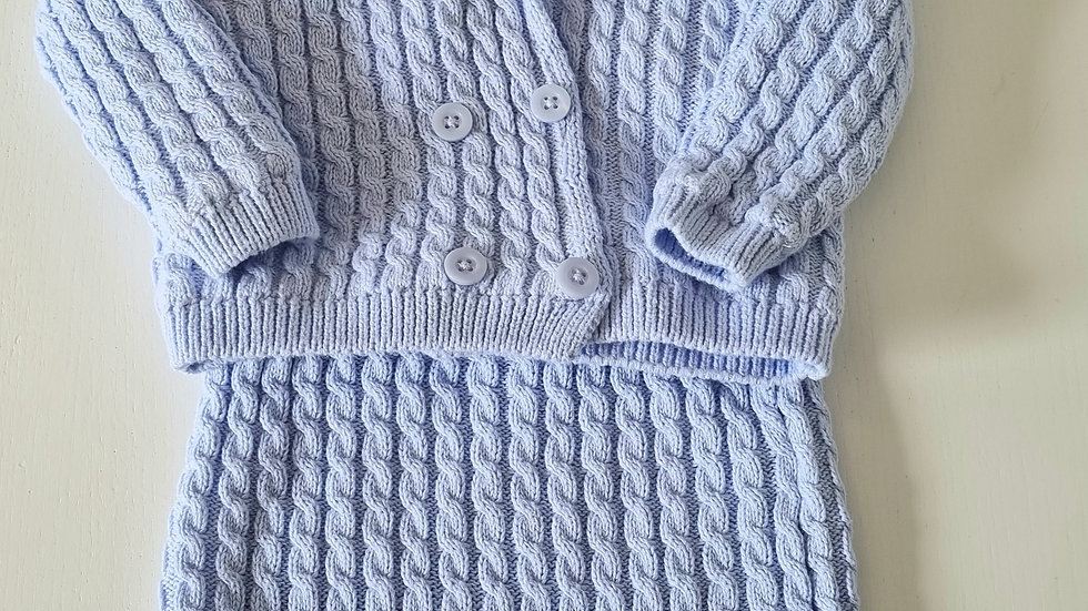 0-3m Rock A Bye Baby Outfit (Preloved)