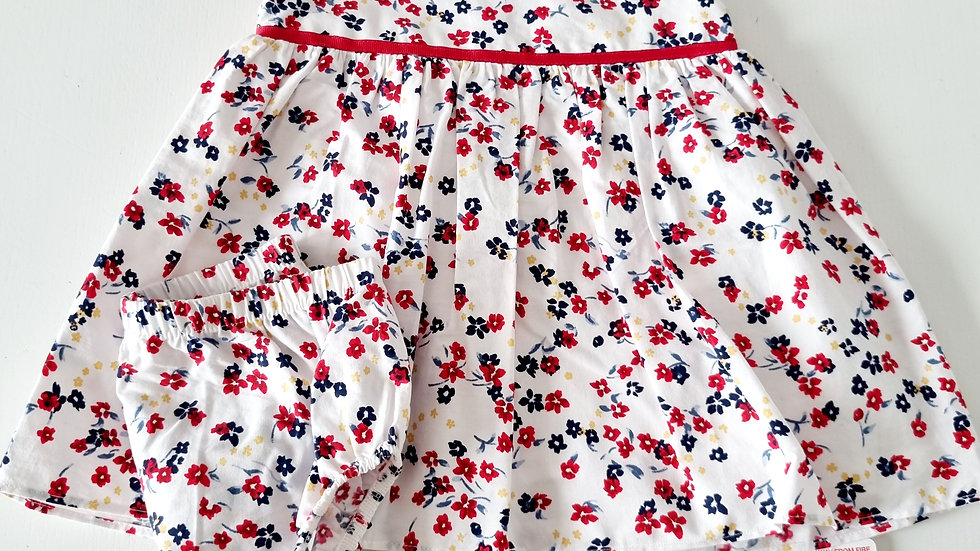 3-6 Month F&F  Dress & Knickers (New with tags)