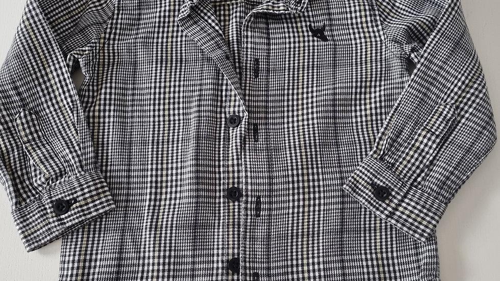 12-18m M&Co Shirt (Preloved)