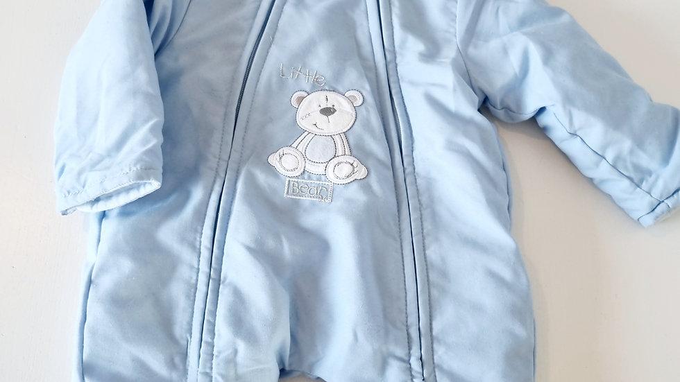 3-6 Month Bebe Bonito Snowsuit (Pre-loved)