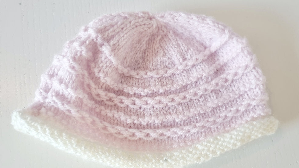 3-6  Month  Knitted  Hat ( Pre-loved)
