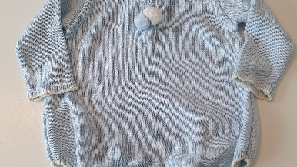 18 Month Spanish Knitted Outfit (Pre-loved)