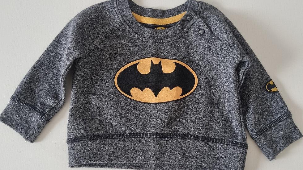 0-3 Month Tm Dc Batman Jumper (Pre-loved)