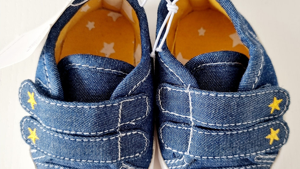 0-3 Month George  Shoes ( New with tags)