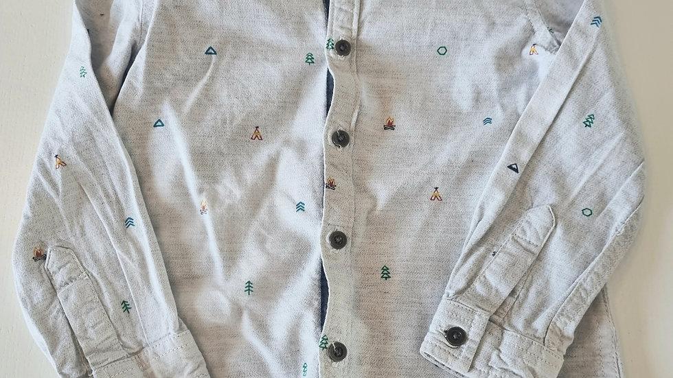2-3Years M&S Shirt (Preloved)