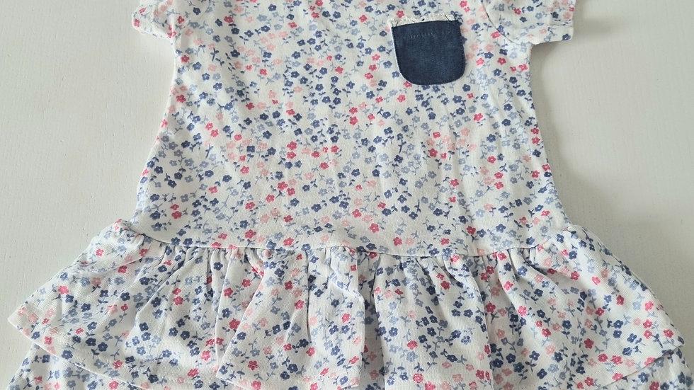 0-3m Mantaray Dress (Preloved)