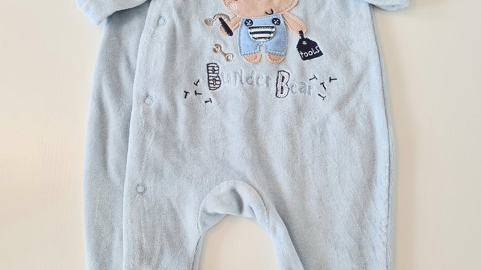 0-3m Special Delivery Babygrow (Preloved)