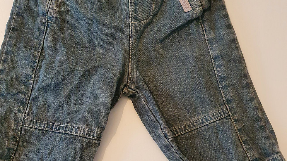 3-6 Month  Adams Jean's (Pre-loved)