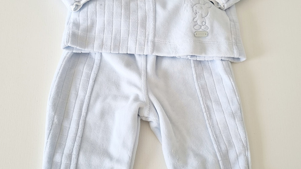 3-6 Month Coco Spanish  Velvet  Outfit (Pre-loved)