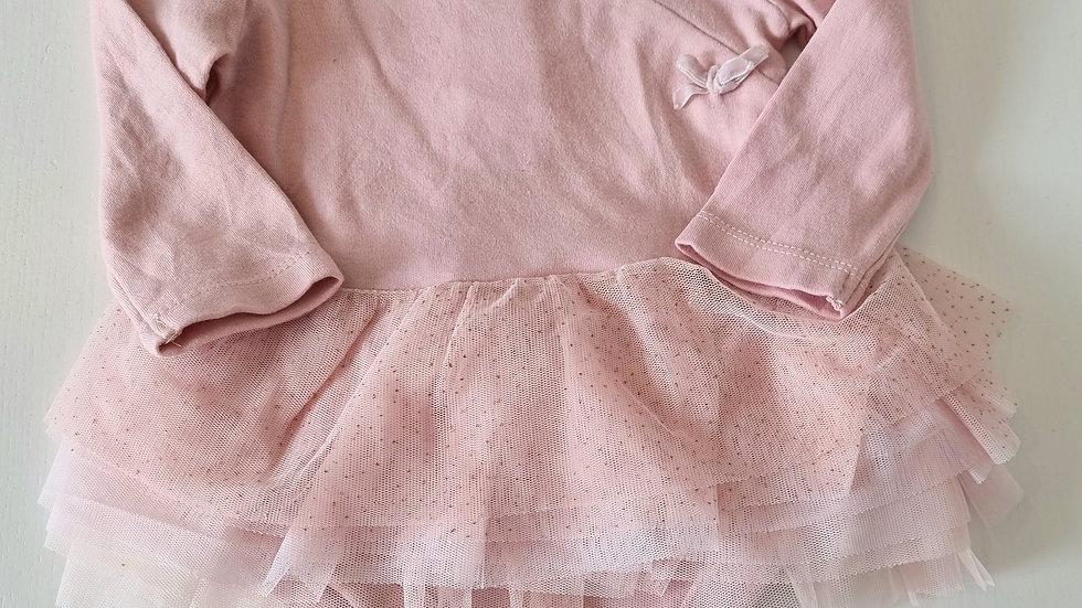 0-3m Tu Dress (Preloved)