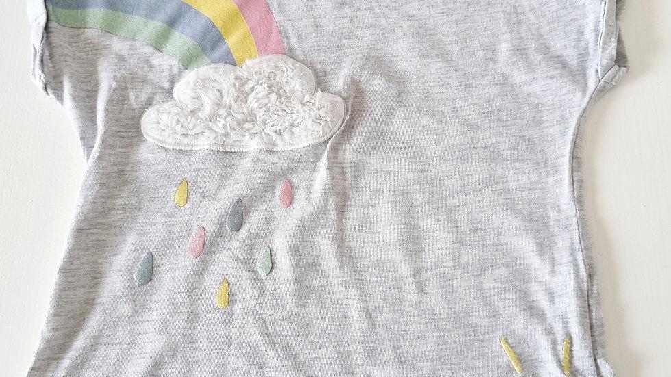 2-3  Years  Nutmeg  T-shirt ( Pre-loved)