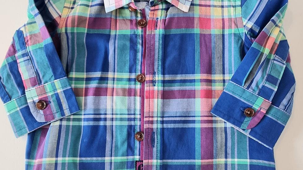0-3m Ted Baker Shirt (Preloved)