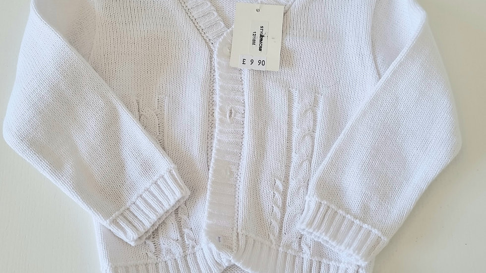 12-18m Little Nosh Cardigan (New with Tags)