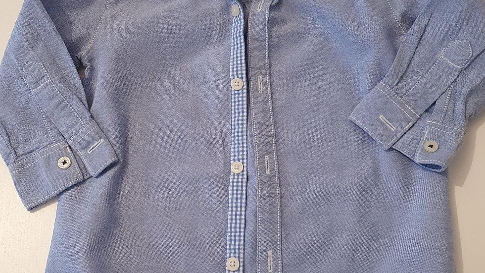 23 Month Tex Blue Shirt (Pre-loved)