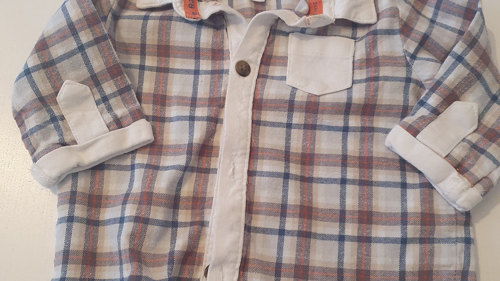 0-3 Month John Rocha Shirt (Pre-loved)
