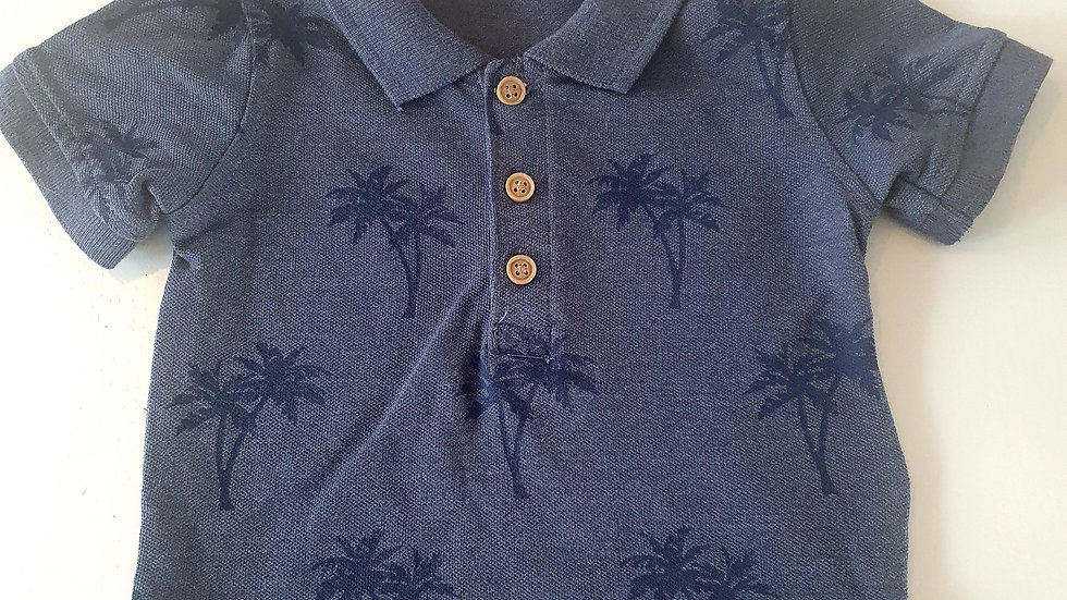 3-6  Month Primark  T-shirt  (Pre-loved)