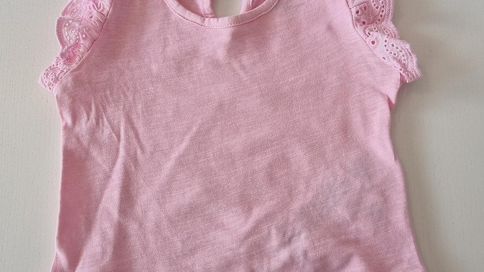 0-3m Primark T-shirt (Preloved)