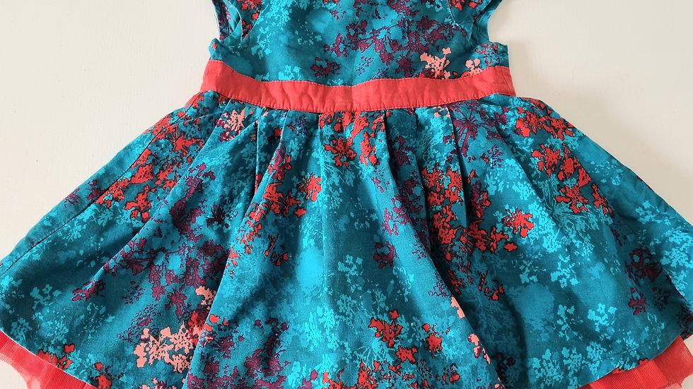 0-3m Bows & Arrows Dress (Preloved)