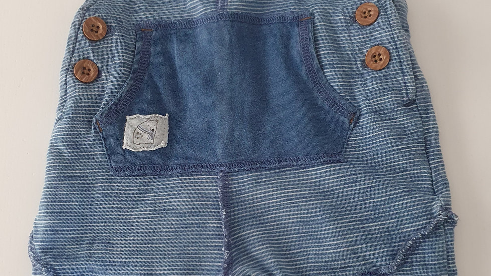 0-3 Month Next Dungarees (Pre-loved)