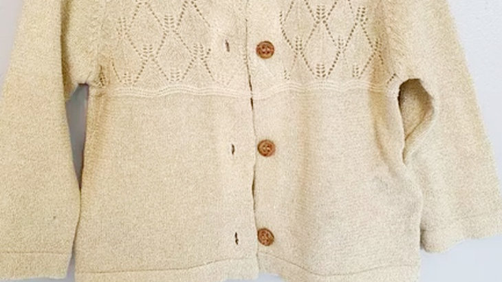 1-3 Month Mother care Cardigan (New £14.00 tags)